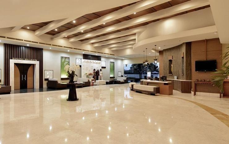 Banana Inn Hotel Bandung - Lobby