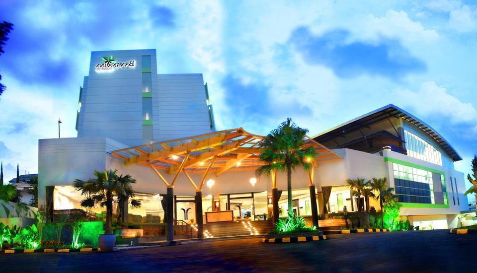 Banana Inn Hotel Bandung - Appearance