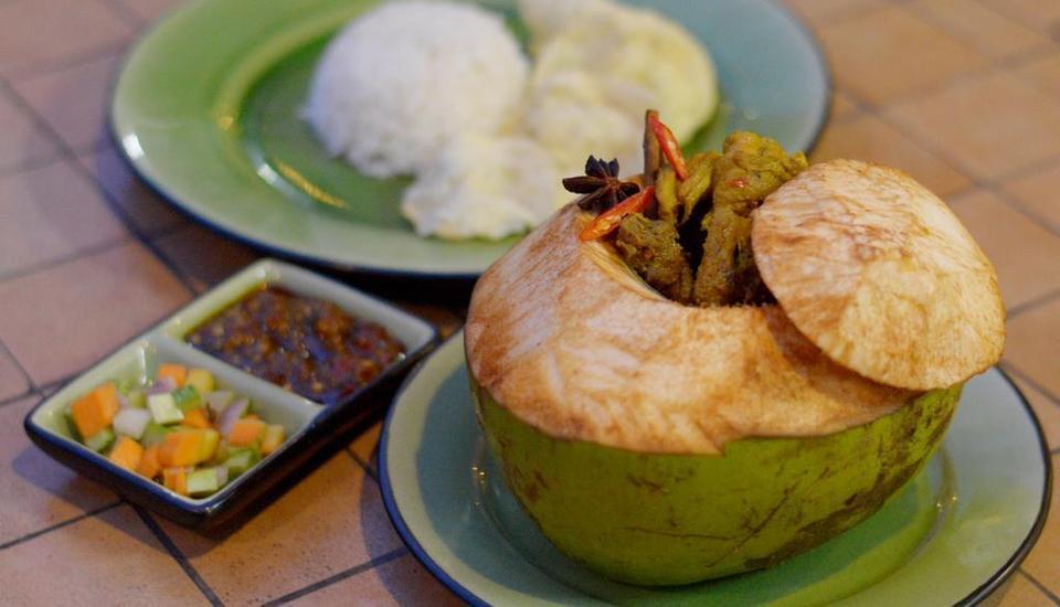 Banana Inn Hotel Bandung - Meals