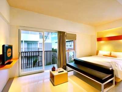 HARRIS Hotel Kuta - HARRIS Residence 1 Bedroom Room only Regular Plan