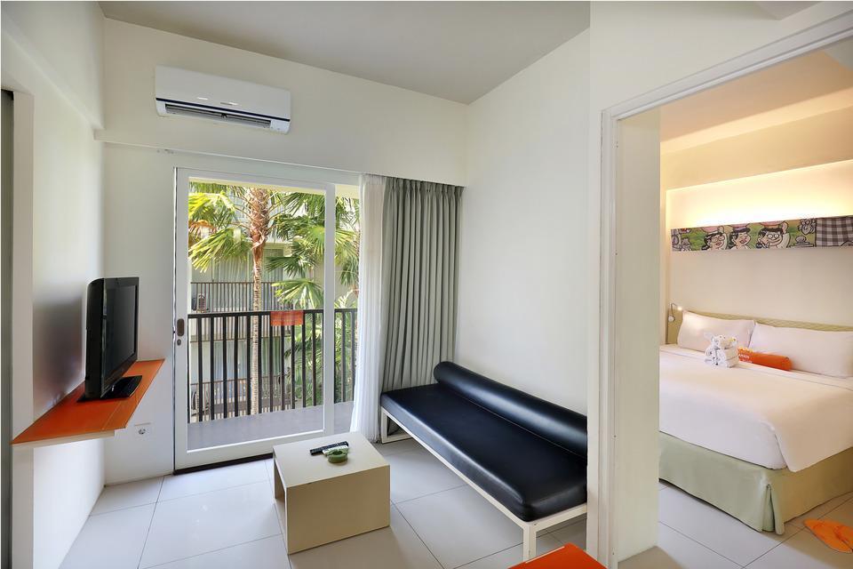 HARRIS Hotel Kuta - HARRIS Residence 2 Bedroom Room Only Regular Plan