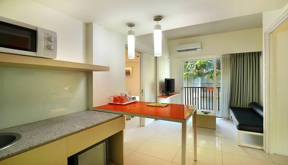 HARRIS Hotel Kuta - Harris Residence Two Bed Room