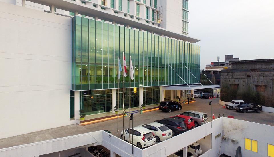 Odua Weston Jambi Jambi - Gedung Hotel