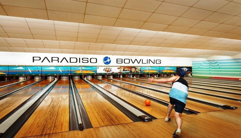 Kuta Station Hotel & Spa Bali - Paradiso Bowling