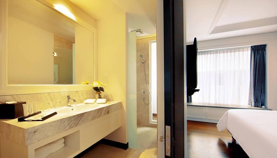 De Paviljoen Bandung By HIM Bandung - Grand Deluxe Bathroom