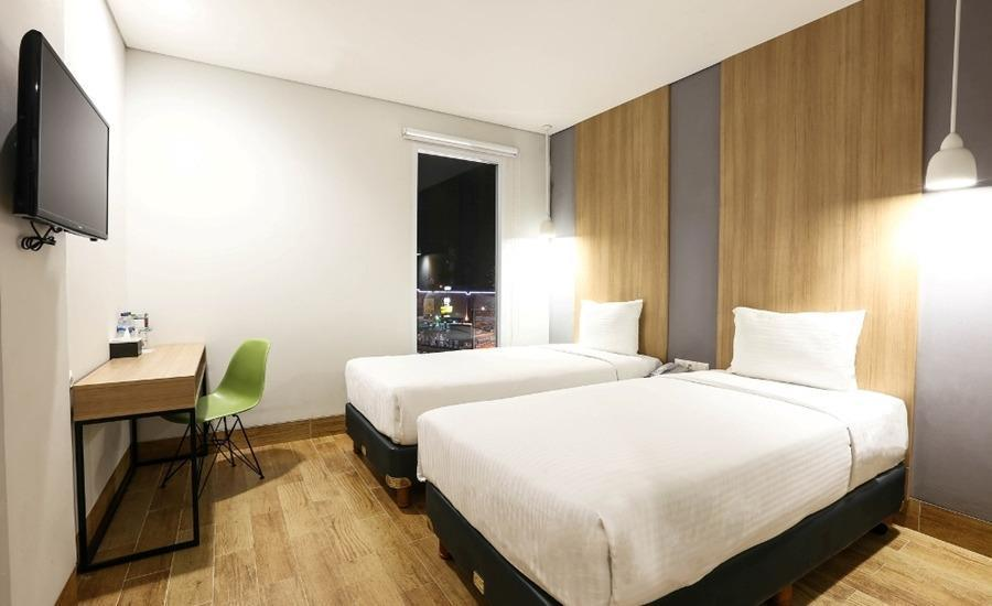Hotel Citradream Cirebon - Twin Bed