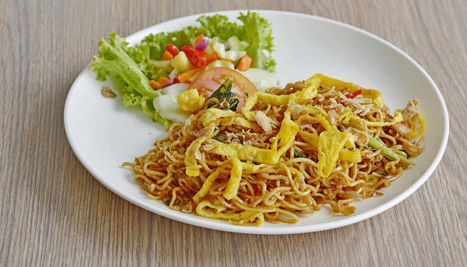 Zodiak Kebon Kawung Bandung - Mie Goreng KK