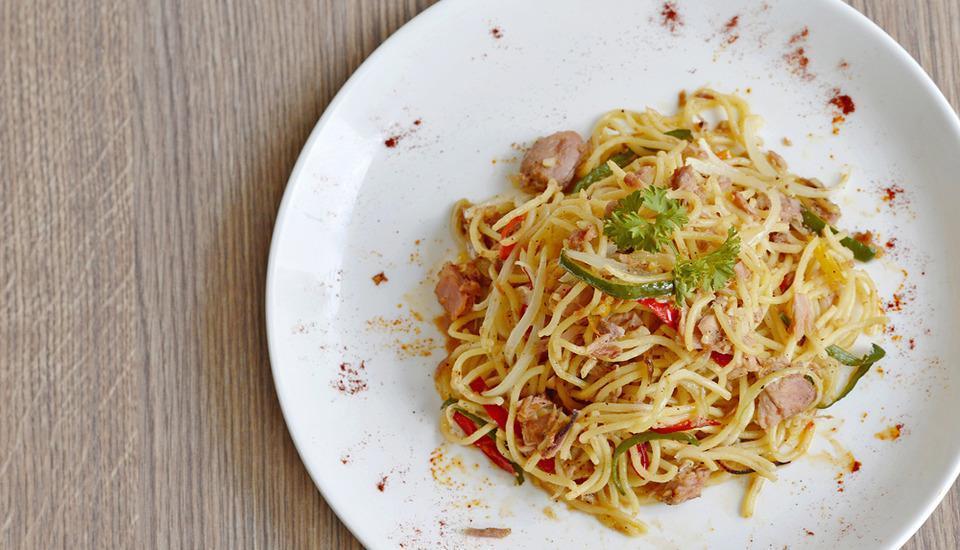 Zodiak Kebon Kawung Bandung - Spaghetti