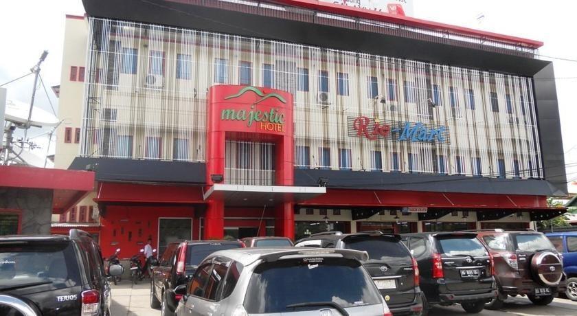 Majestic Hotel Palembang - Eksterior