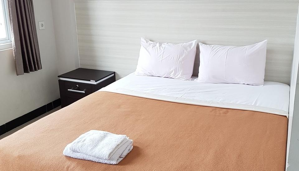 Lavender Guest House Samarinda - kamar tidur