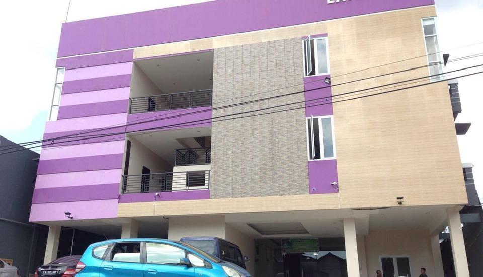 Lavender Guest House Samarinda - Exterior