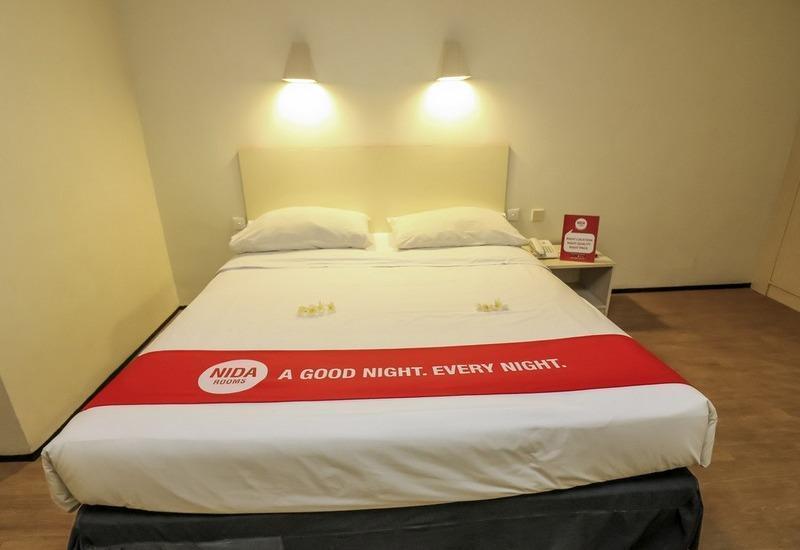 NIDA Rooms Airport Road Denpasar - Kamar tamu