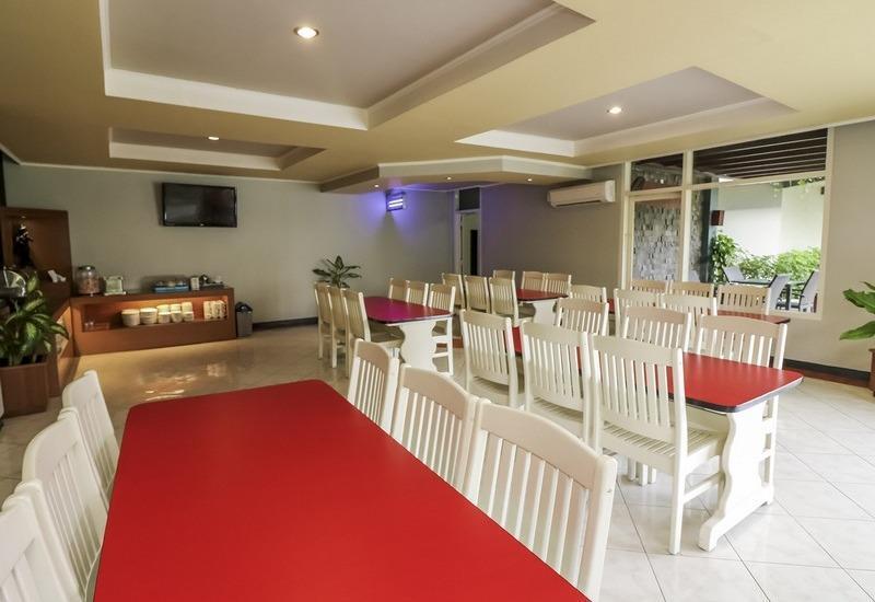 NIDA Rooms Airport Road Denpasar - Restoran