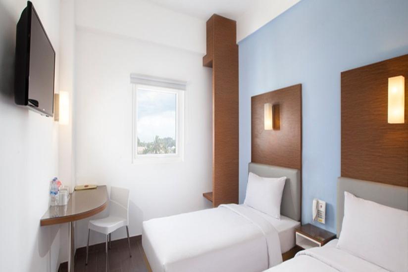Hotel Amaris Makassar - Smart Room Twin Ramadhan Package Regular Plan