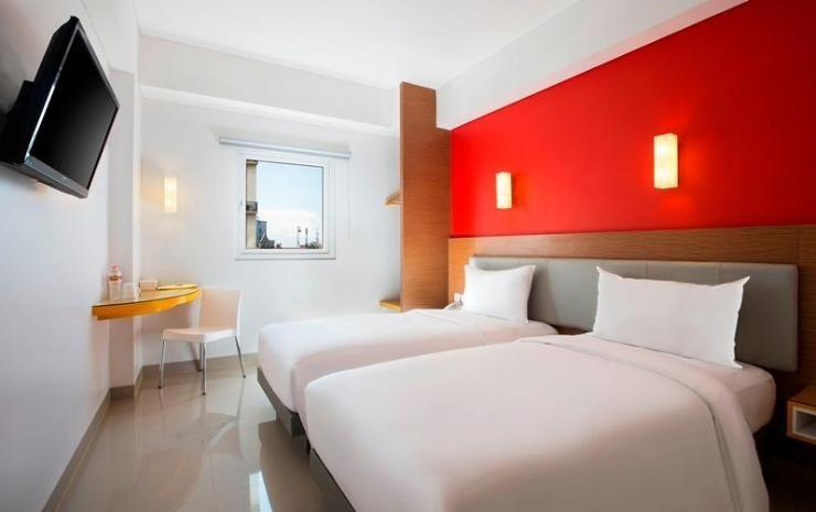 Hotel Amaris Makassar - Smart Room Twin Special Promo Regular Plan