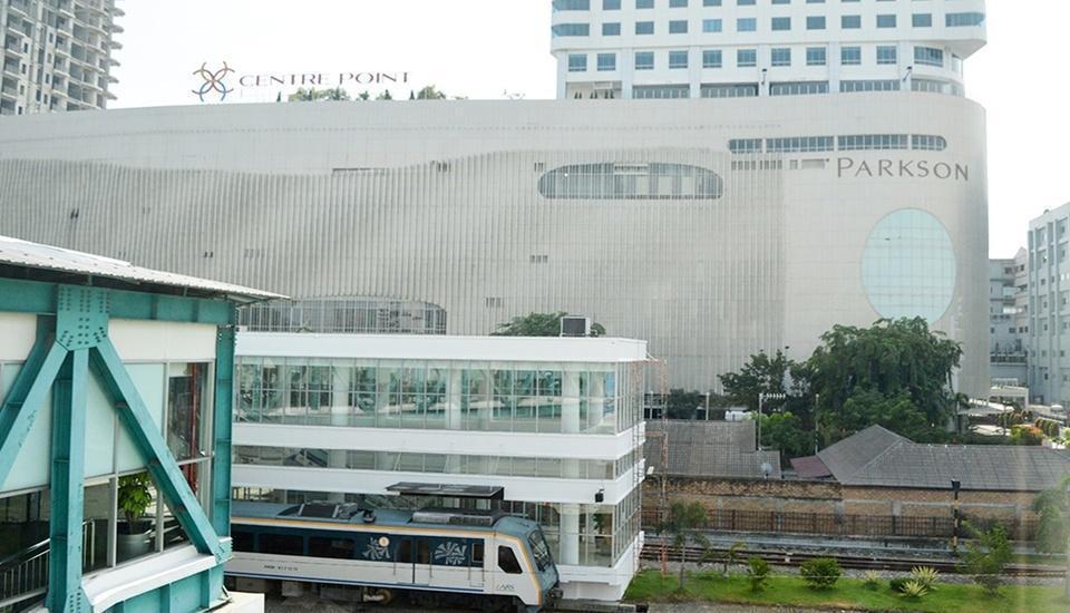 D Primahotel Medan - View