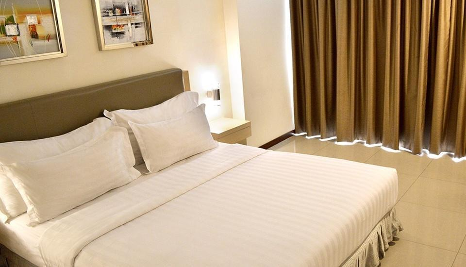 D Primahotel Medan - Deluxe Room  Regular Plan