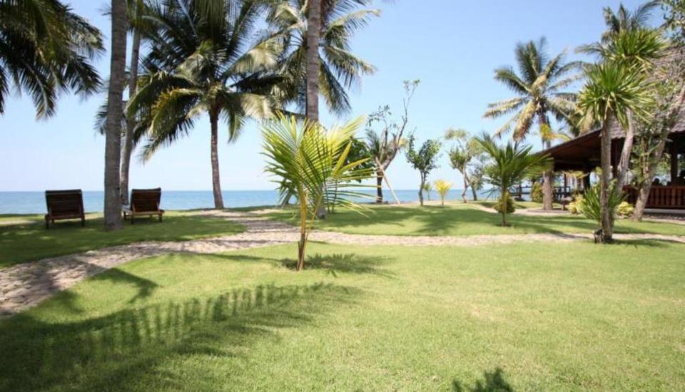 Mina Tanjung Beach Hotel Lombok - Eskterior