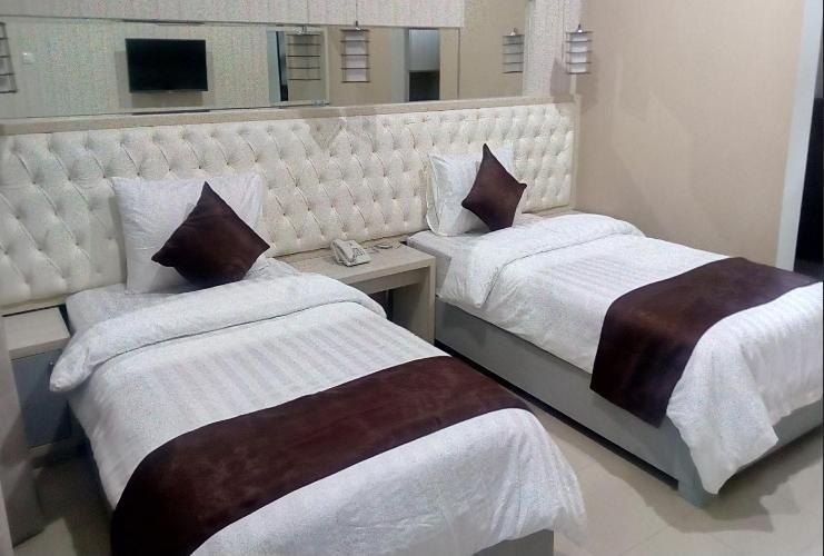 Sapadia Guesthouse & Restaurant Ciwidey Bandung - Superior Twin Room Regular Plan
