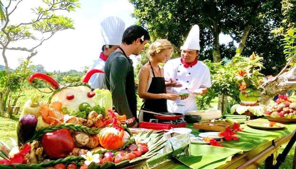 Puri Bagus Manggis Hotel Bali - Cooking Class