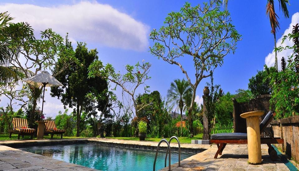Puri Bagus Manggis Hotel Bali - Outdoor Swimming Pool