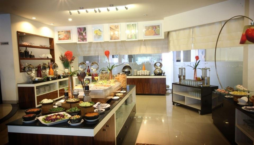 Hotel Permata Bogor - Buffet Breakfast