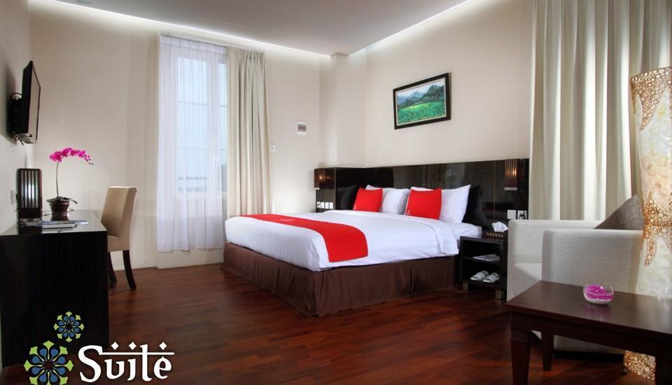 Namira Syariah Hotel Pekalongan - Kamar Suite