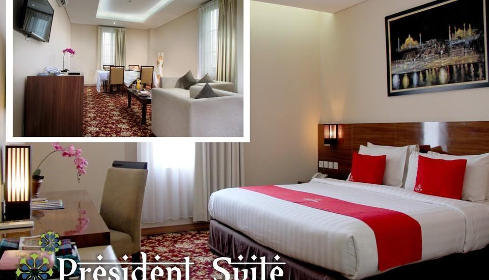 Namira Syariah Hotel Pekalongan - Kamar President Suite