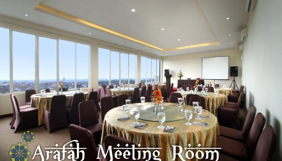 Namira Syariah Hotel Pekalongan - Ruang pertemuan Arafah