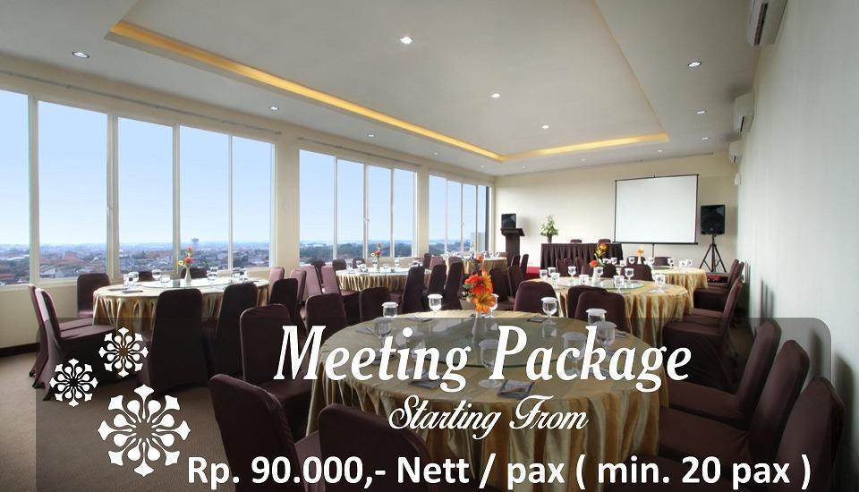 Hotel Namira Syariah Pekalongan - Paket meeting