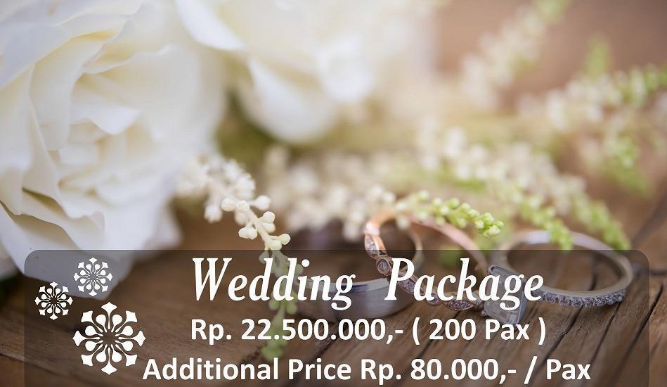 Hotel Namira Syariah Pekalongan - Paket Wedding