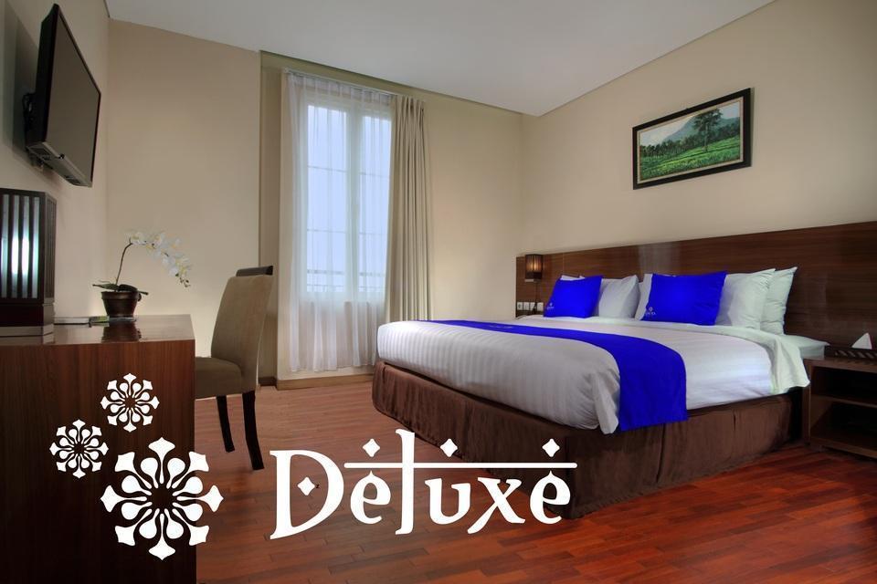 Hotel Namira Syariah Pekalongan - Deluxe Double