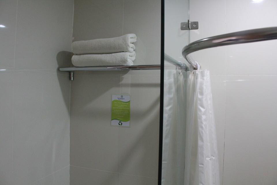 Hotel Namira Syariah Pekalongan - Deluxe Twin Room Only Regular Plan