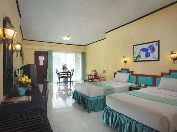 Hotel Inna Tretes - Standard Room Only - Twin Bed Promo Room Only