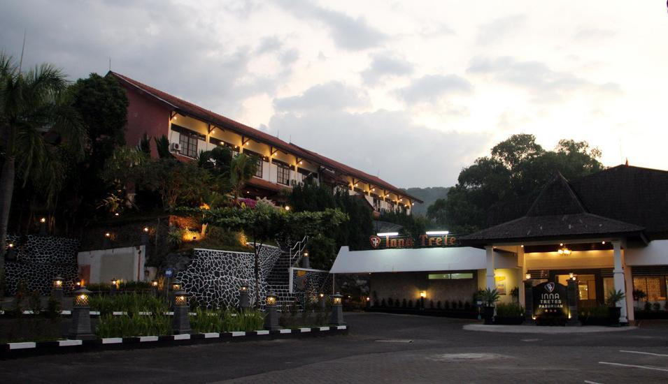 Hotel Inna Tretes - Area utama