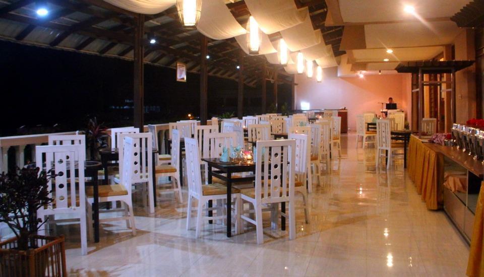 Hotel Inna Tretes - Restoran