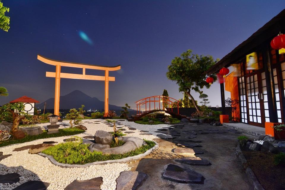 Hotel Inna Tretes - Little Kyoto Garden