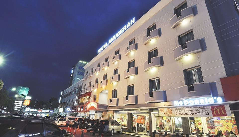 Hotel Anugerah Palembang - Eksterior