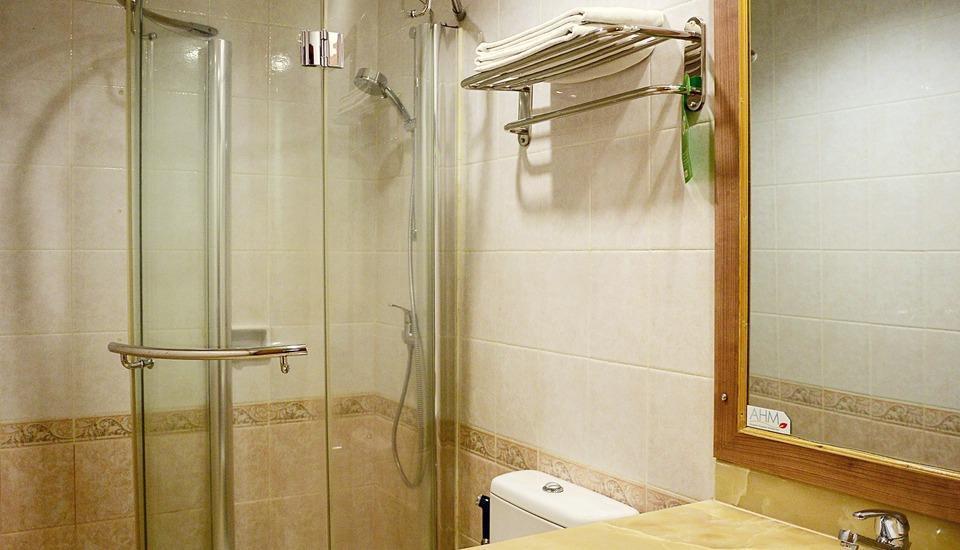 Hotel Anugerah Palembang - Bathroom DD