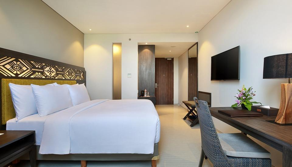 Lombok Astoria Mataram - Deluxe Room 2 Single Bed Last Minute Deal