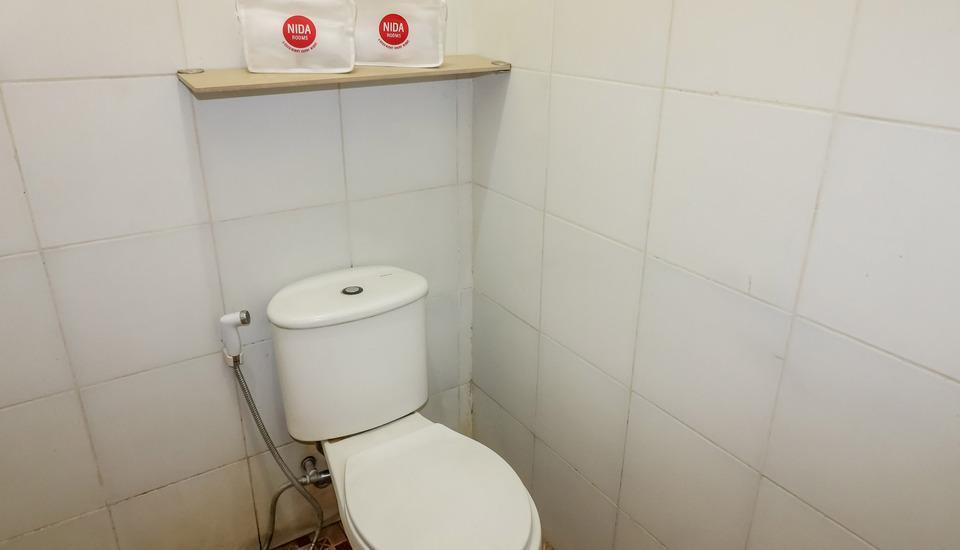 NIDA Rooms Yogyakarta Kenari Mandala - Kamar mandi