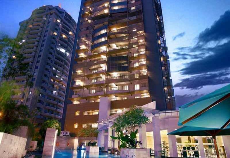 eL Royale Hotel Jakarta - Hotel Building