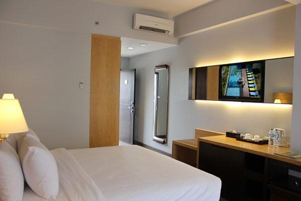 Hotel Santika Mataram - Superior Room Twin Regular Plan