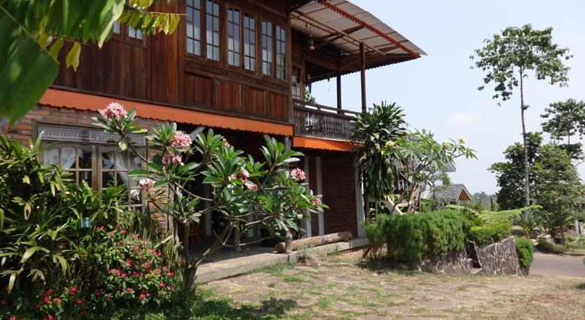 Villa Hadea Kayu - Ciater Highland Resort Subang - Pemandangan
