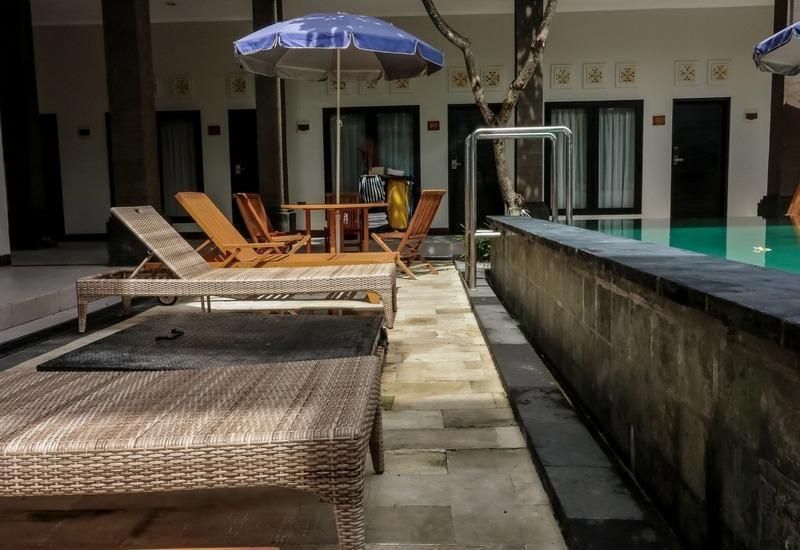 NIDA Rooms Kubu Anyar 43 Legian - Pemandangan Area