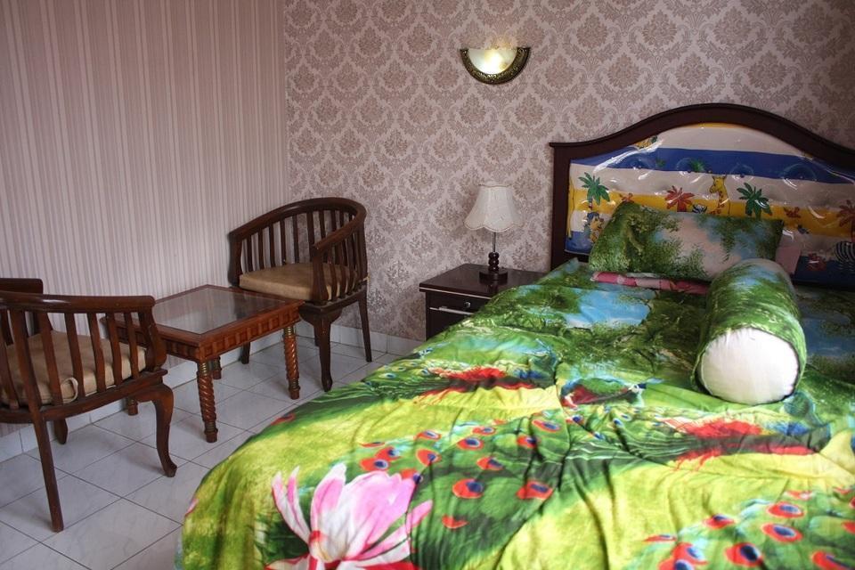 Villa Kota Bunga Blok J By DCM Cianjur - Villa 5 Bedroom Regular Plan