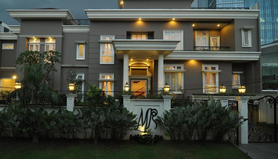 Elliottii Residence Duta Niaga Jakarta - Eksterior