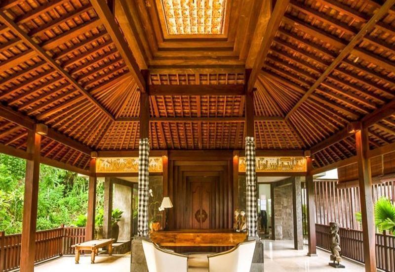 Udhiana Resort Ubud Bali - Eksterior