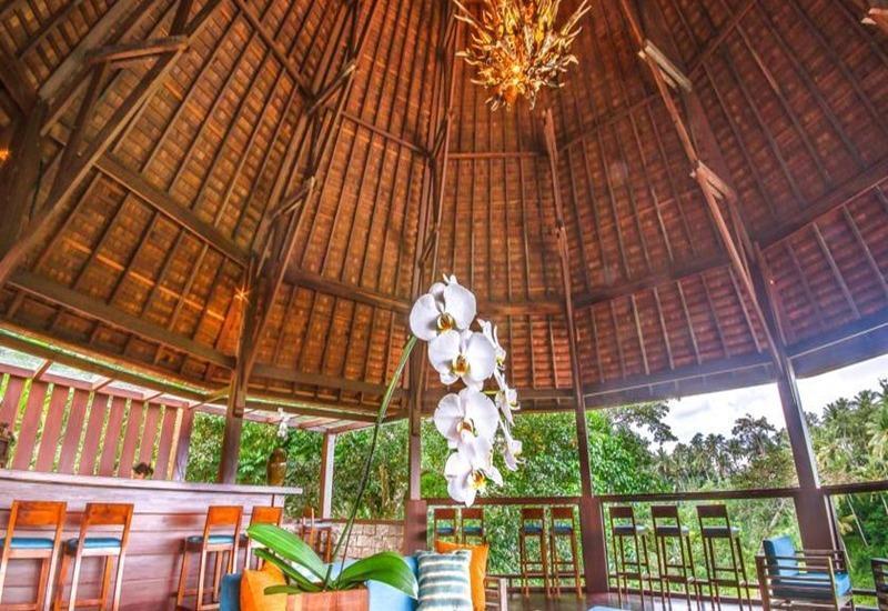 Udhiana Resort Ubud Bali - Restoran