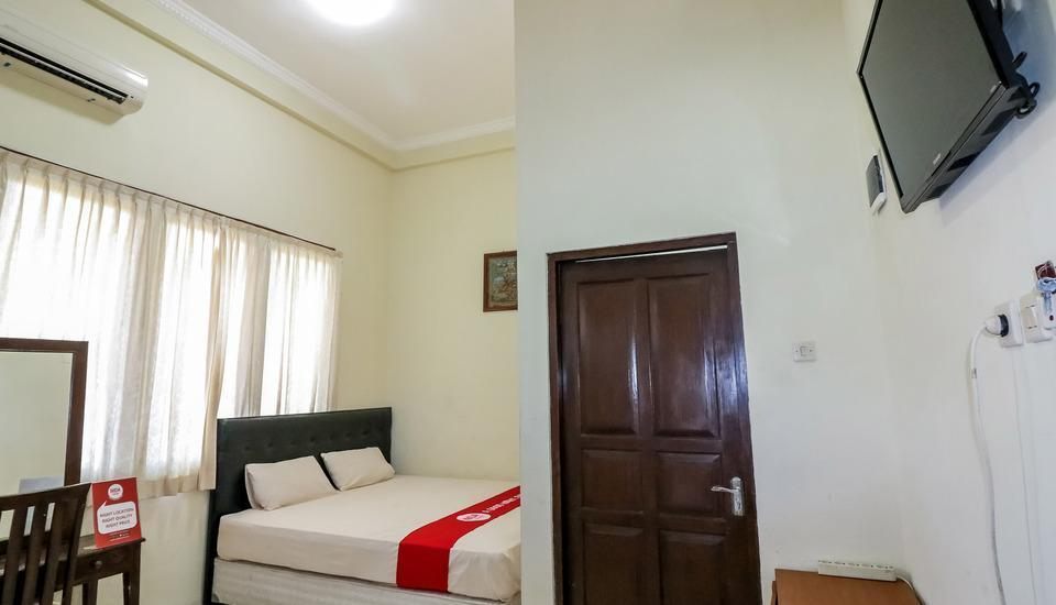 NIDA Rooms Sutomo 13A Pakualaman - Double Room Double Occupancy NIDA Fantastic Promo